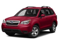 Used 2015 Subaru Forester 2.5i Premium SUV Concord New Hampshire