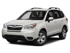 Used 2015 Subaru Forester 2.5i Premium 4dr CVT  Pzev for sale in Columbus, OH