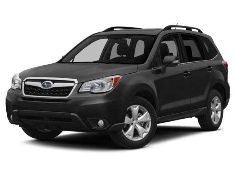 2015 Subaru Forester 2.5i Limited Certified SUV