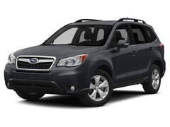 Certified Pre-Owned 2015 Subaru Forester 2.5i Limited (CVT) SUV SL108-1 in Mandan, ND