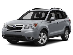 Certified Pre-Owned 2015 Subaru Forester 2.5i Limited SUV for sale in Austin, TX