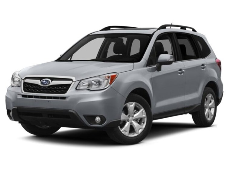 2015 Subaru Forester 2.5i Limited Carfax Certified SUV
