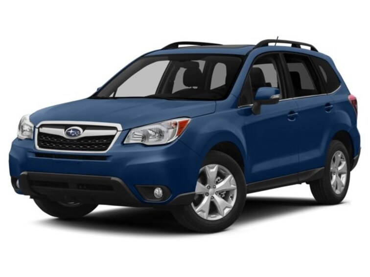Used 2015 Subaru Forester 2.5i Limited SUV in Mandan, ND