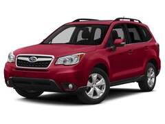 Certified Used 2015 Subaru Forester 2.5i Limited SUV for Sale in Jenkintown