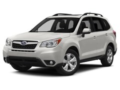 Certified Used 2015 Subaru Forester 2.5i Limited CVT 2.5i Limited PZEV Boston Massachusetts