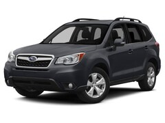 Certified Pre Owned 2015 Subaru Forester 2.5i Touring (CVT) SUV JF2SJAUC3FH572322 for Sale in Victor near Rochester, NY