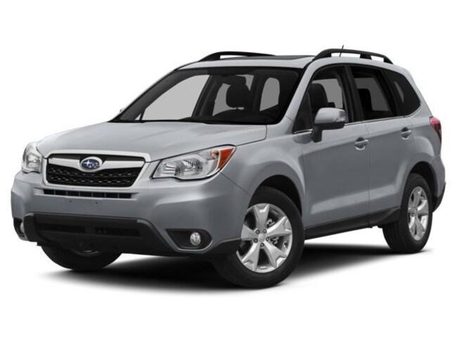 Used 2015 Subaru Forester 2.5i Touring SUV for sale in Memphis, TN at Jim Keras Subaru