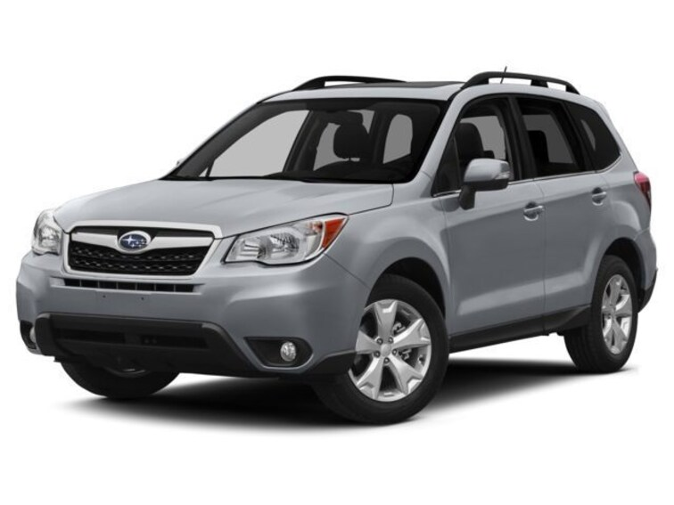 Used 2015 Subaru Forester 2.5i Touring SUV in Rockford IL