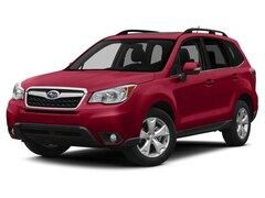Pre-Owned 2015 Subaru Forester 2.5i Touring SUV for sale in Jackson, WY