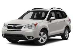 Certified Pre-Owned 2015 Subaru Forester 2.5i Touring SUV JF2SJAWC4FH482545 for Sale in Catskill