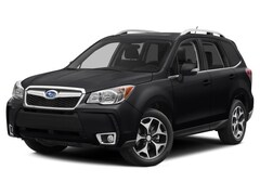 Certified Pre-Owned 2015 Subaru Forester 2.0XT Premium SUV for sale in Shingle Springs, CA