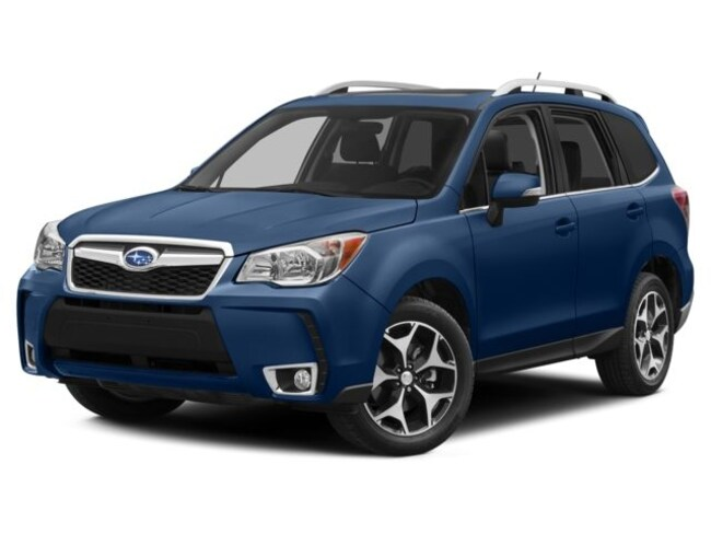 2015 Subaru Forester 2.0XT Premium CVT 2.0XT Premium