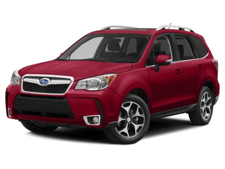Certified Pre-Owned 2015 Subaru Forester 2.0XT Premium (CVT) SUV for sale in San Antonio, TX