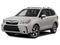 2015 Subaru Forester 2.0XT Premium Premium SUV 4789P for sale at Stevens Creek Subaru in San Jose, CA