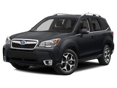 2015 Subaru Forester 4dr CVT 2.0XT Touring SUV