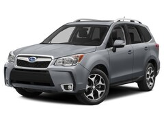 Used 2015 Subaru Forester 2.0XT Touring (CVT) SUV for Sale in Amarillo, TX, at Brown Subaru
