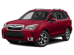 Used 2015 Subaru Forester 2.0XT Touring SUV JF2SJGUC3FH441782 for sale in San Rafael, CA at Marin Subaru