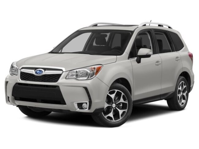 Certified Pre-Owned 2015 Subaru Forester 2.0XT Touring Sport Utility Near Jersey City