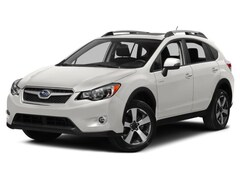 Used 2015 Subaru Crosstrek Hybrid Touring Wagon In Portland, ME