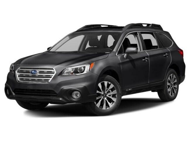 Used 2015 Subaru Outback 2.5i Premium w/ Moonroof/Power Rear Gate SUV in Bennington, VT