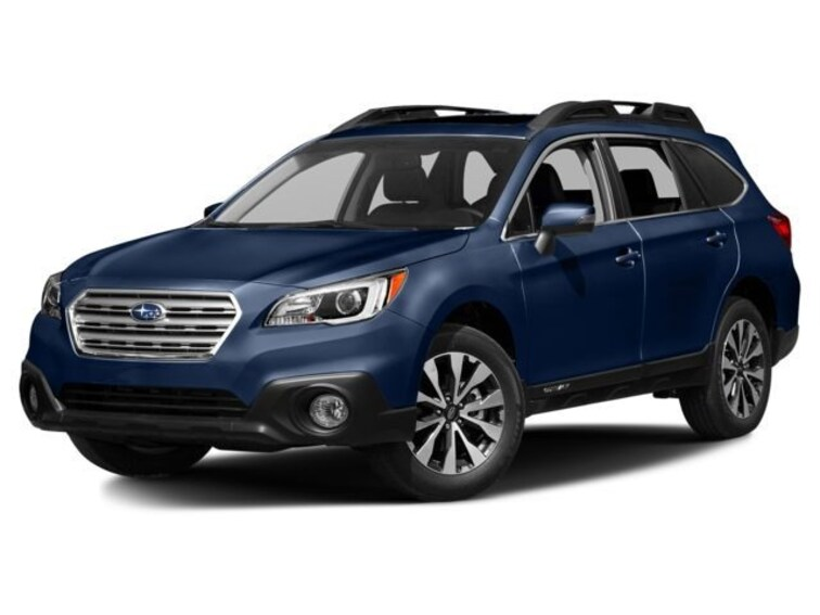 Used 2015 Subaru Outback 2.5i Premium w/ Moonroof/Power Rear Gate SUV in Bangor