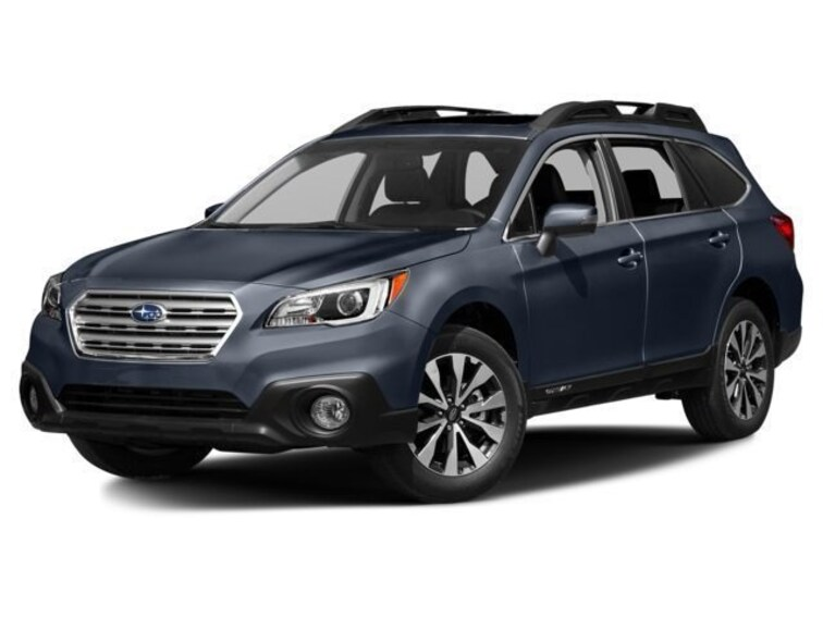Used 2015 Subaru Outback 2.5i SUV for sale in New Bern, NC at Riverside Subaru