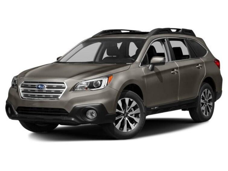 Used 2015 Subaru Outback 2.5i Premium SUV for sale in Cheyenne, WY at Halladay Subaru