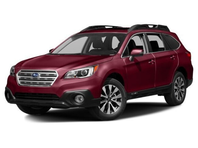 Used 2015 Subaru Outback 2.5i Premium Wagon for sale in Moorhead, MN at Muscatell Subaru
