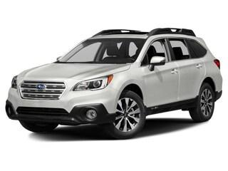 Used 2015 Subaru Outback 2.5i Premium w/ Moonroof/Power Rear Gate SUV