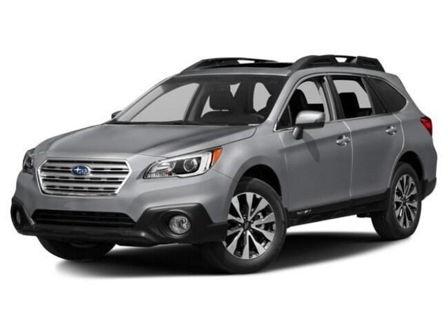 Used 2015 Subaru Outback 2.5i Limited w/Moonroof/KeylessAccess/Nav/EyeSight SUV in Atlanta, GA