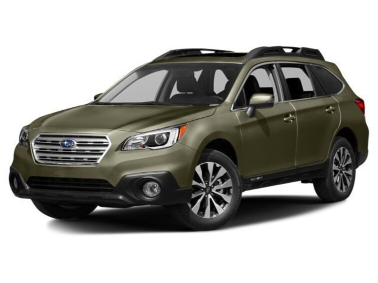 Used 2015 Subaru Outback 2.5I Limited Sport Utility for sale in Little Rock, AR