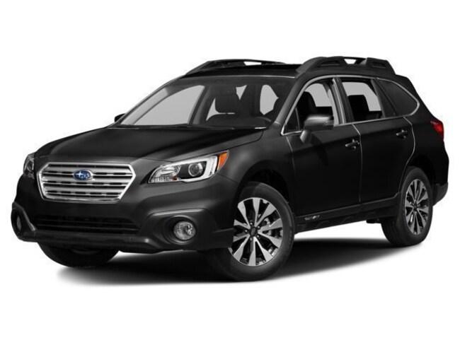 2015 Subaru Outback 3.6R Limited w/Moonroof/KeylessAccess/Nav/EyeSight Wagon