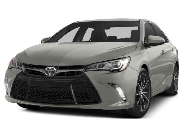 2015 Toyota Camry SE Sedan