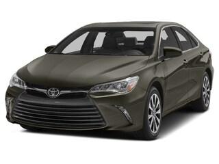 2015 Toyota Camry XLE Sedan