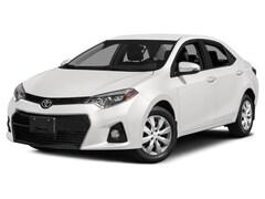 2015 Toyota Corolla LE ECO Sedan