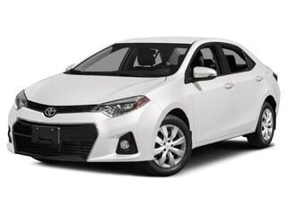 Used 2015 Toyota Corolla LE Premium Sedan Redding, CA