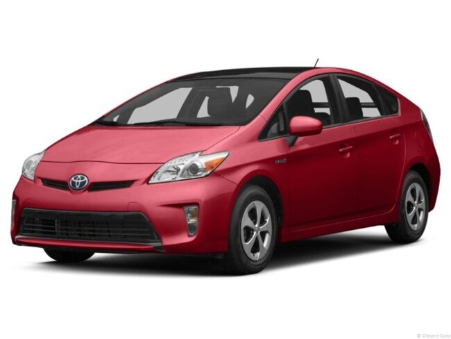 Certified 2015 Toyota Prius Two Hatchback Rome, GA