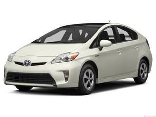 New 2015 Toyota Prius Hatchback