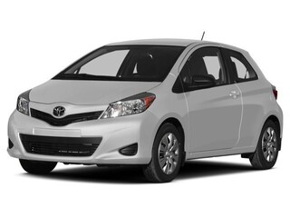 2015 Toyota Yaris 3DR LE Liftback