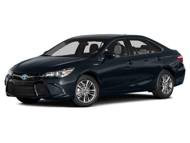 2015 Toyota Camry Hybrid XLE Sedan