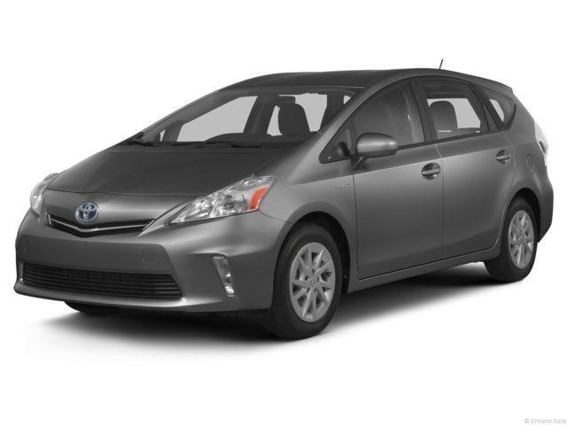 2015 Toyota Prius v Three Wagon