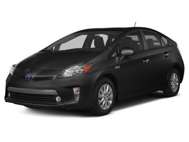 2015 Toyota Prius Plug-in Advanced Hatchback
