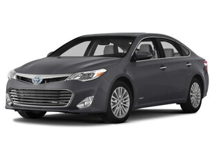 2015 Toyota Avalon Hybrid 4dr Sdn XLE Premium Car