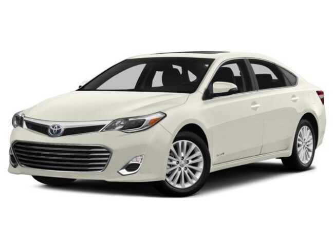 2015 Toyota Avalon Hybrid Limited Sedan