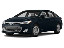 2015 Toyota Avalon Hybrid Limited Sedan