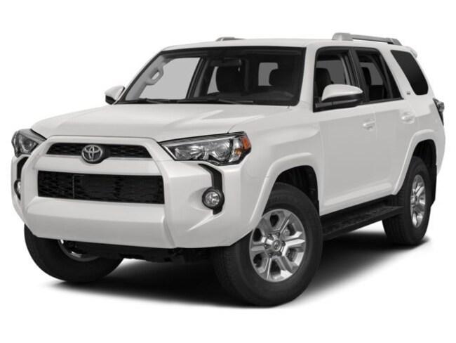Used 2015 Toyota 4Runner SR5 Premium SUV San Antonio