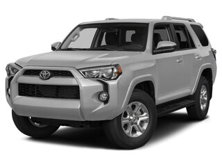 Certified Pre-Owned 2015 Toyota 4Runner SR5 SUV for sale near you in Latham, NY