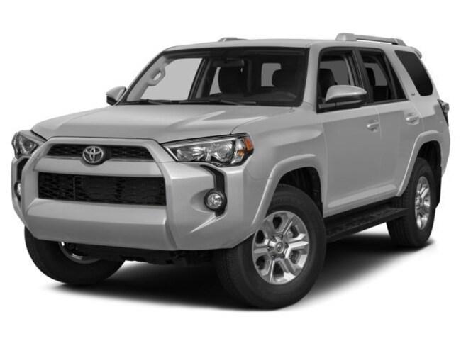 2015 Toyota 4Runner SUV