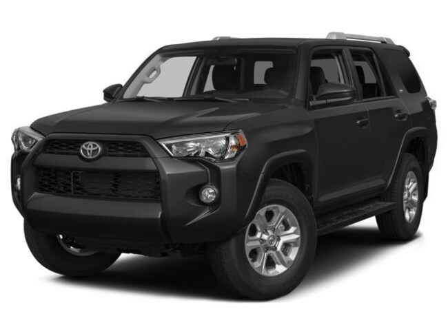 Used 2015 Toyota 4Runner SR5 SUV for sale in San Jose, CA