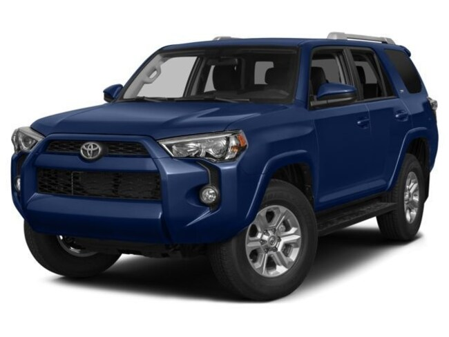 Certified Pre-Owned 2015 Toyota 4Runner Limited SUV For Sale Miamisburg, OH
